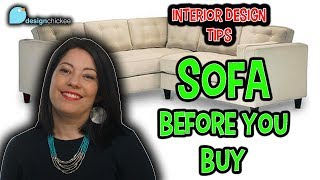 Interior Design Tips: Sofa Buying Tips For Your Best Sofa!