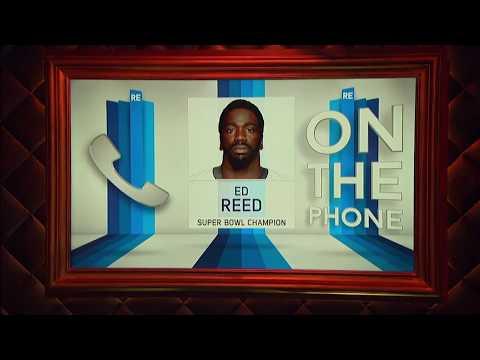 Super Bowl Champion Ed Reed: I