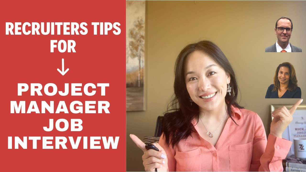 Interview Tips for Getting the job!