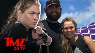 Ronda Rousey Says She'll Be Pregnant Soon! | TMZ TV