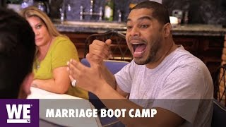 All Men are Stubborn, Storm is No Different | Marriage Boot Camp: Reality Stars Season 6