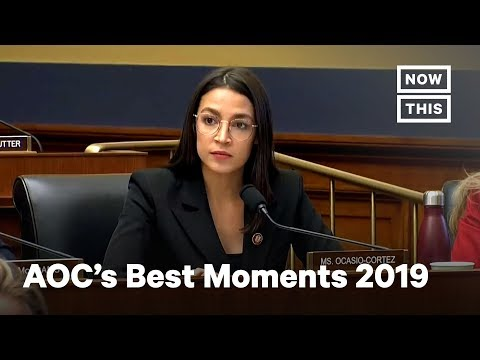 Rep. Alexandria Ocasio-Cortez's Top Moments of 2019 | NowThis