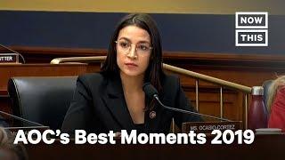 Rep. Alexandria Ocasio-Cortez's Top Moments of 2019   NowThis