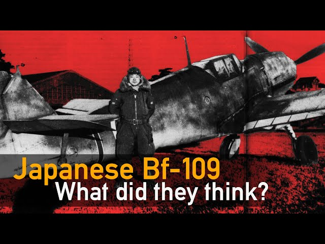 Japanese Opinion on the Bf 109