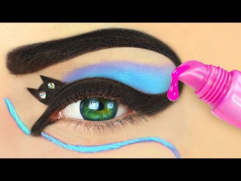 Thumbnail: 15 Beauty and Makeup Hacks for Beginners