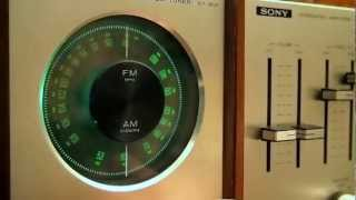 Sony ST-80F / TA-88 (Tuner and Amplifier)