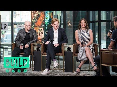 Domhnall Gleeson, Ruth Wilson & Lenny Abrahamson Discuss The Gothic Horror Movie,