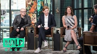 "Domhnall Gleeson, Ruth Wilson & Lenny Abrahamson Discuss The Gothic Horror Movie,""The Little Strange"