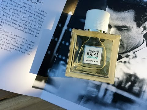 Guerlain L'Homme Ideal Cologne 1st Review (2014) - YouTube