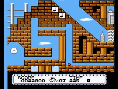 Super Mario Bros 4 World 1 Nes Rom Hack