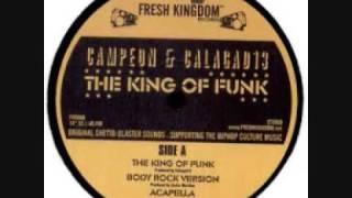 the king of funk campeon y calagad 13 (body rock version)