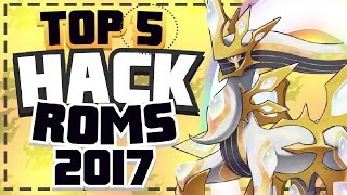 TOP 5 MEJORES HACK ROMS 2017 COMPLETOS EN ESPAÑOL (ANDROID Y PC)