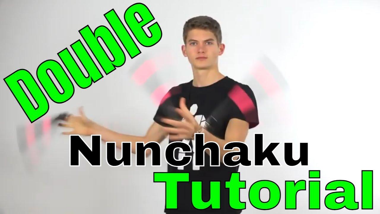 Elite Figure 8 Double Nunchaku Tutorial