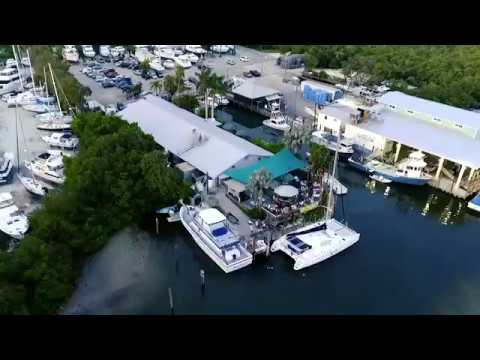 Cool Off At The Swordfish Grill & Tiki In Cortez, FL