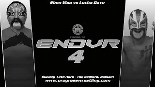 FULL MATCH: Shen Woo vs Lucha Dave Thumbnail
