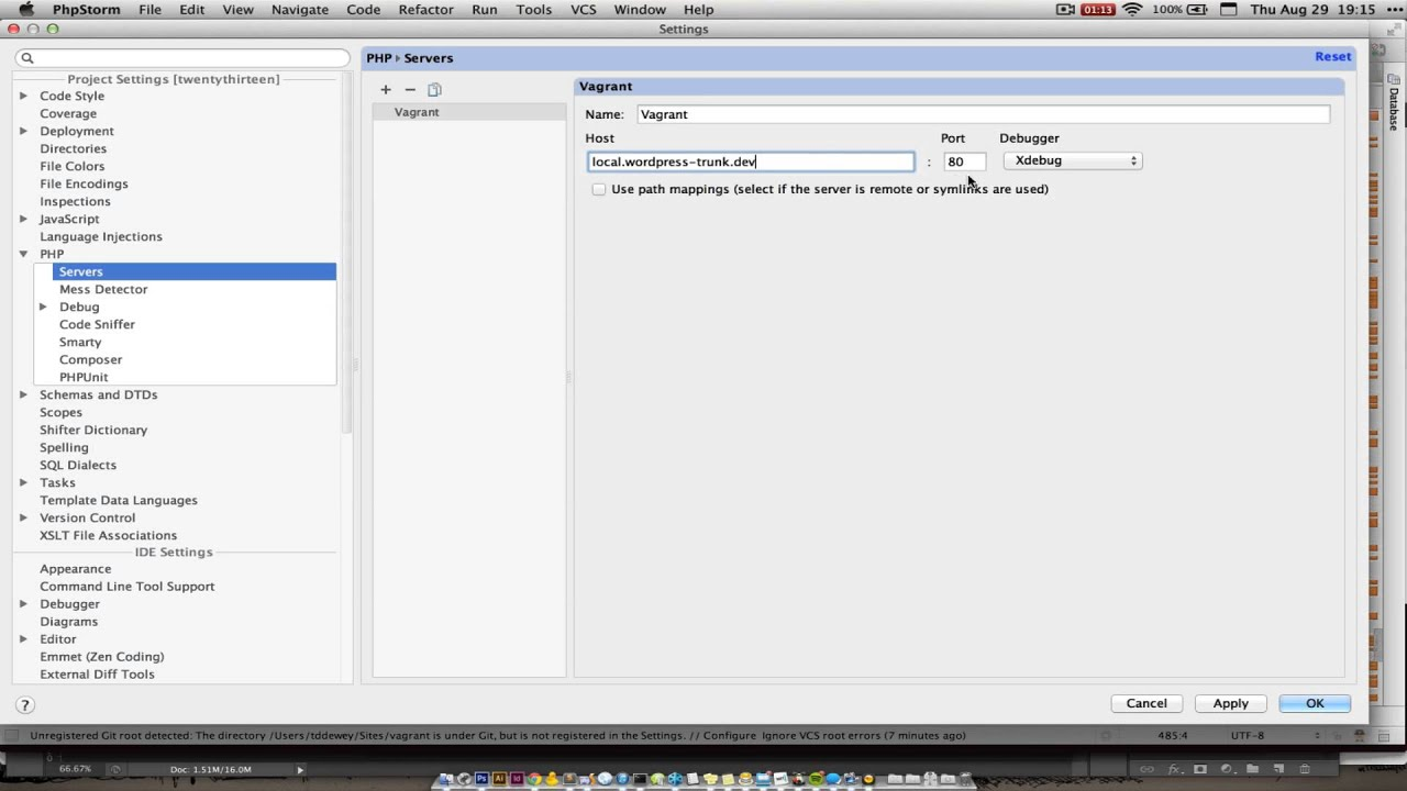 PhpStorm Integration & Productivity Tips for Windows-Hosted