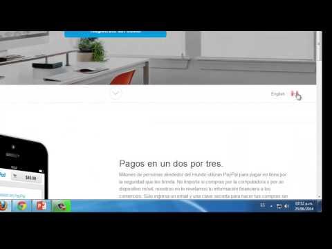 Crear Cuenta PayPal de forma correcta en Peru y Retirar el dinero directamente a cuenta Bancaria