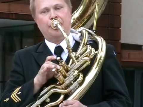 Carnival of Venice; sousaphone solo by Matti Laiho