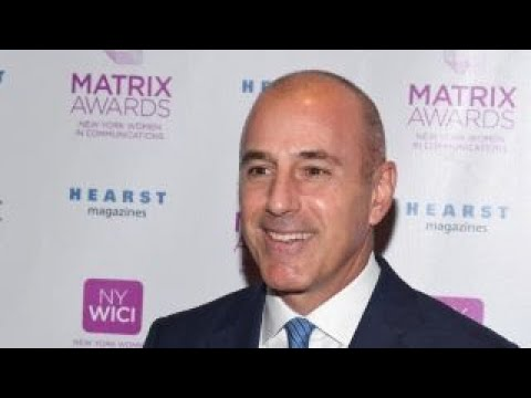 Matt Lauer fired from 'Today' show for inappropriate behavior