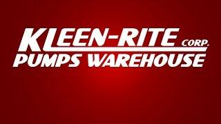 Kleen-Rite Pumps and Parts Distributor