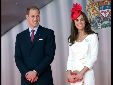 Flashback Friday: June 30-July 8 2011: Royal couple's first visit to Canada