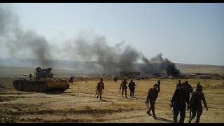 أخبار عربية - #الفرات تعلن سيطرتها على حي الثكنة وسط #الرقة