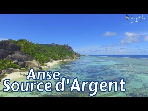 Anse Source D'Argent, La Digue - Beaches Of The Seychelles