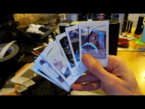 UPDATE: How To Get MORE Instax Film In Old Kodak Instant Cameras!