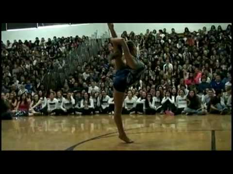 Mind Blowing Acrobatic Performance by Shira Hefter