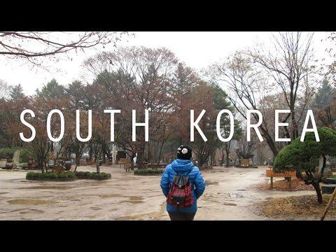 South Korea Winter Trip, freeezingggg!