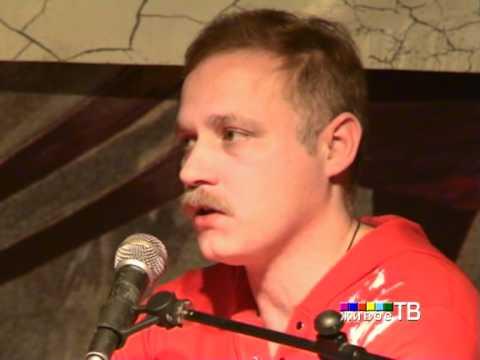 Андрей Белянин в Точке отсчёта на Живом ТВ