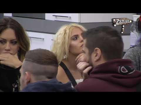 Zadruga 2 - Rasprava Lune i Marijane - 10.01.2019.