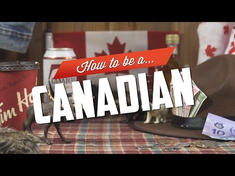Download Youtube: How to be a Canadian