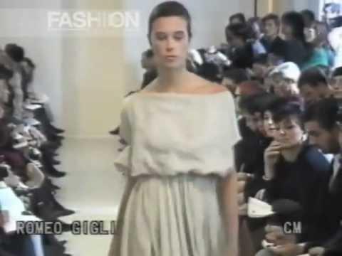 """Romeo Gigli"" Spring Summer 1988 Milan pret a porter women by Canale Moda"