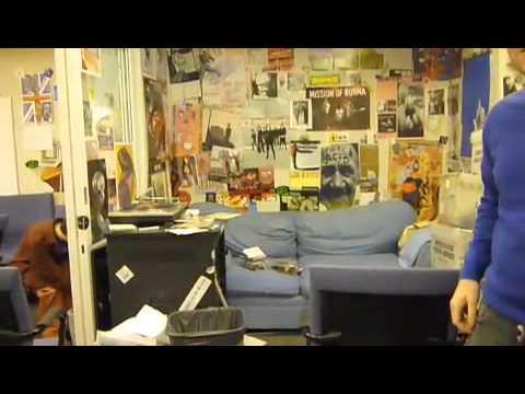 Behind the Scenes at WPRB- Princeton's student run radio station
