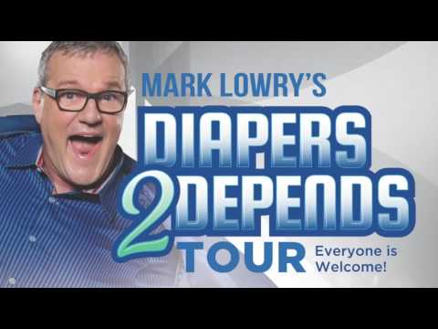 Diapers to Depends Tour