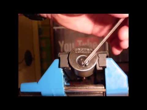 Single Pin Picking A 5 Pin Dexter Mortise Or Rim Cylinder