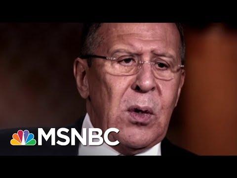 Russian Minister Suggests Other Trump, Putin Talks | Morning Joe | MSNBC