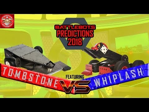 Download BattleBots Predictions #12 feat. TOMBSTONE VS WHIPLASH!!
