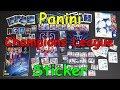 Panini Championsleague Sticker Album unboxing Stickers in Paninialbum