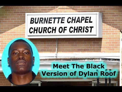 African Immigrant Goes On Shooting Spree Inside a White Church