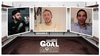 Luke Ayling joins Smiv and David James and explains Murderball | @Utilita Football GOALMOUTH podcast