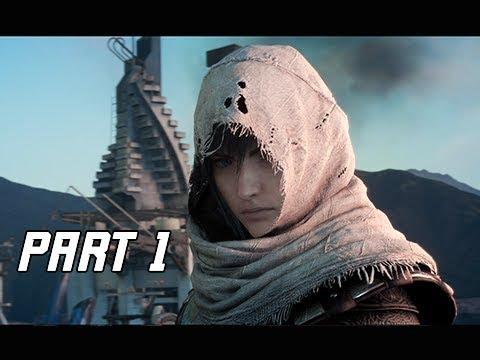 Final Fantasy 15 Assassin's Creed Festival Walkthrough Part 1 - Cringe Awesome  (FFXV Let's Play)