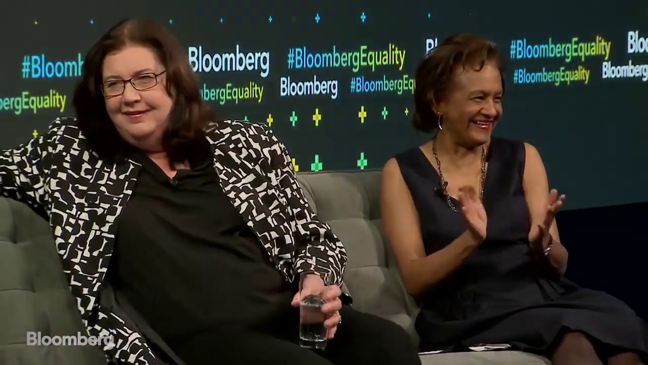 Eileen Murray Discusses Women in Business at Bloomberg Business of Equality  Summit