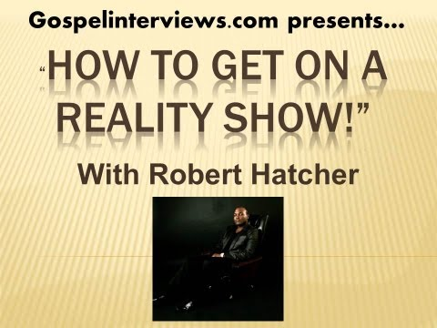How to Get on a Reality TV Show!