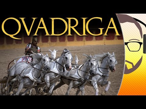 Qvadriga - Strategic Ancient Roman Chariot Racing Game - Indie Game Spotlight