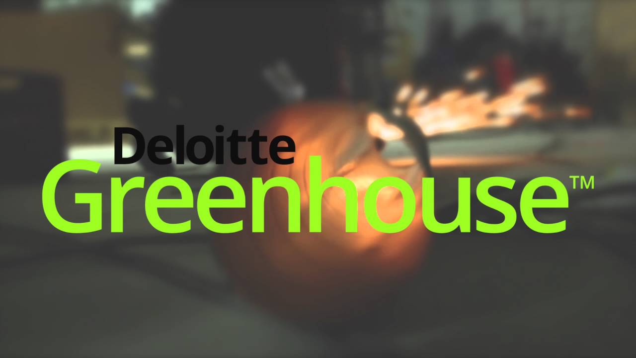 Cultivating Creativity - Deloitte Greenhouse - YouTube
