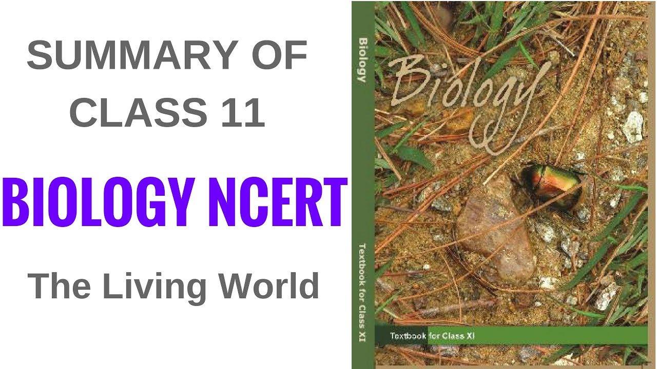 Cbse 11 Biology Book
