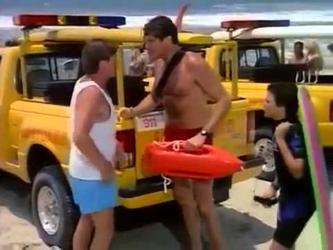 Baywatch Season 4 Episode 1 Race Against Time Part 1