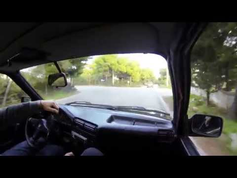 BMW E30 M42 Drive Around